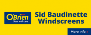 Sid Baudinette Windscreens