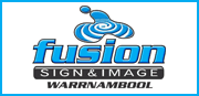 Fusion Sign & Image