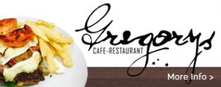 Gregorys Cafe - Restaurant